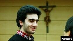 Беженец из СирииАнас Модамани