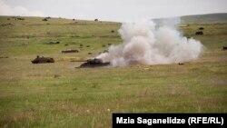 Վրաստանի - Միջազգային զորավարժություններ Վազիանիի ռազմակայանում, արխիվ