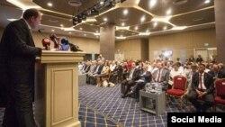 Бөтендөнья кырымтатар конгрессыныңбашкарма комитеты утырышы. Искешәһәр, 30 июль 2016