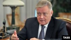 «Ռուսական երկաթուղիներ» ընկերության նախկին նախագահ Վլադիմիր Յակունին, արխիվ