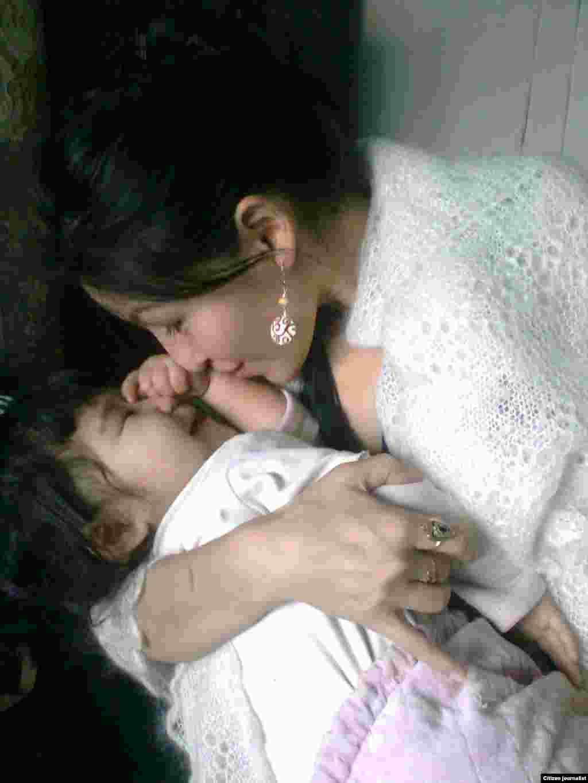Дети - это счастье. Прислала Бакытгуль Жаксыгали.