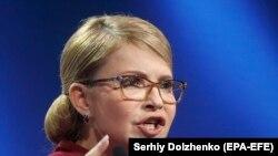 На з'їзді своїх прибічників Тимошенко не розкрила деталі своїх планів