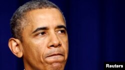 AQSh prezidenti Barak Obama.
