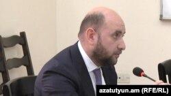 Мартун Галстян (архив)