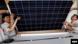 Кытай чөлкөмдөгү энергия булактарын колго алууга көңүл бурууда