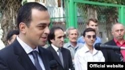 Председатель правительства автономной республики Аджария Леван Варшаломидзе