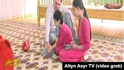 Türkmen telewideniýesi 15-nji iýulda prezident Gurbanguly Berdimuhamedowyň dynç alşyny görkezdi.