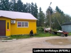 Поселок Середка в Псковской области