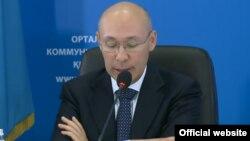 """""""Астана"""" қаржы орталығының жаңа тағайындалған басшысы Қайрат Келімбетов."""