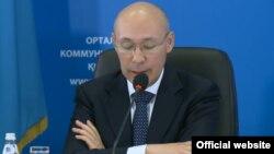 Ұлттық банктің бұрынғы төрағасы Қайрат Келімбетов.