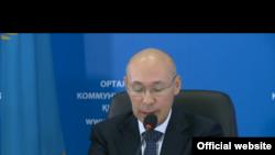 Қайрат Келімбетов, БЖЗҚ директорлар кеңесінің мүшесі.