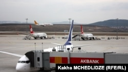 Turkey -- Sabiha Gökçen International Airport, Istanbul, 17Aug2013