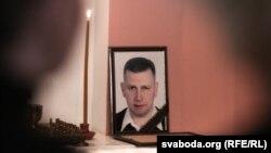 Менск разьвітаўся зь Юрасём Бушляковым
