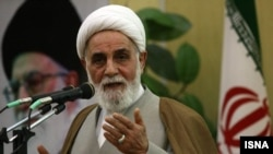 Pro Rouhani conservative politician Ali Akbar Nategh Nouri