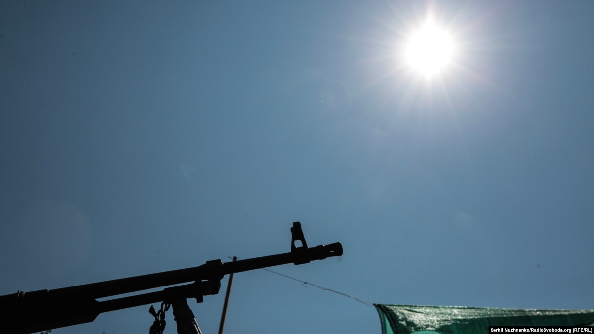Шесть украинских военных ранены на Донбассе 13 сентября – ООС