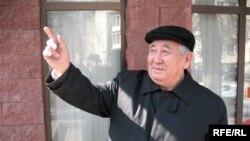 Диссидент Кәрішал Асан-Ата. Алматы, наурыз, 2009 ж.