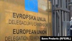 Sjedište delegacije EU u Crnoj Gori - ilustracija