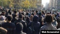 La demonstrațiile de la Teheran