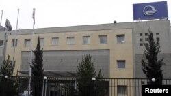 Վրաստան - «Իմեդի» հեռուստաընկերության շենքը Թբիլիսիում