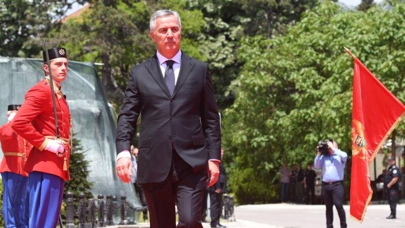 Djukanovic Inaugurated As Montenegro's President