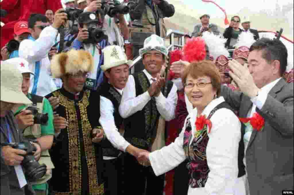 Хан-Манас в Китае #7