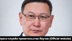 Министр Владимир Егоров