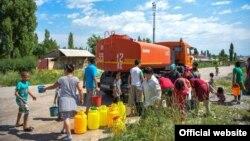 Фото мэрии Бишкека.