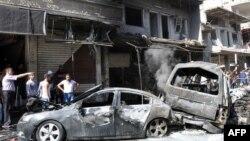Damask - foto arkivi