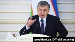 Uzbek President Shavkat Mirziyoev has been shaking up several government structures, in particular the security service.