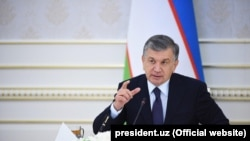 Uzbek President Shavkat Mirziyoyev has been talking about improving respect for citizens' rights in the country, but his words don't seem to have filtered down to the lower echelons of government. (file photo)
