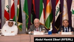 Iraq - Conference to choose new President for Chamber of Commerce , Irbil, 31Mar2014