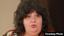 Bulgarian terrorism expert Tatyana Dronzina