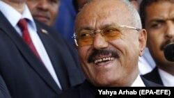 رئیس جمهور سابق یمن