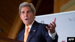 "U.S. Secretary of State John Kerry said in Copenhagen on June 17 that the memo was an ""important statement"" but he had not seen it."