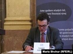 Сенатор Томаш Чернін