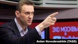 Politikani rus, Alexei Navalny.