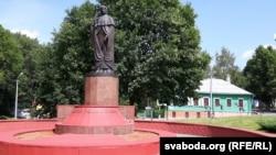 Памятник Святой Ефросинии в Витебске