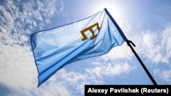 Кримськотатарський прапор