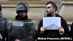 La Sarajevo în cea de-a patra zi a protestelor