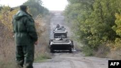 Проросійський сепаратист, жовтень 2016 року
