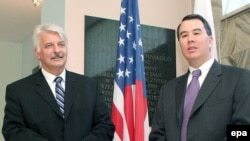 آمریکا پیش از این با جمهوری چک به توافق رسیده است.