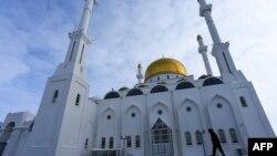 Мечеть Нур-Астана.