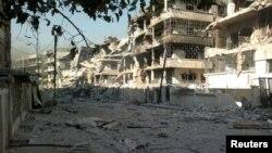 Хомс, Сырыя
