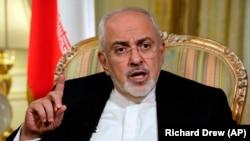 Иранскиот министер за надворешни работи Џавад Зариф