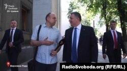 Аваков також зазначив, буде лишатись на посаді міністра «аж до відставки»