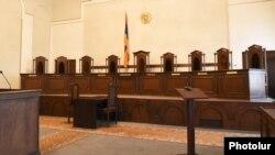 Սահմանադրական դատարանի նիստերի դահլիճը, արխիվ