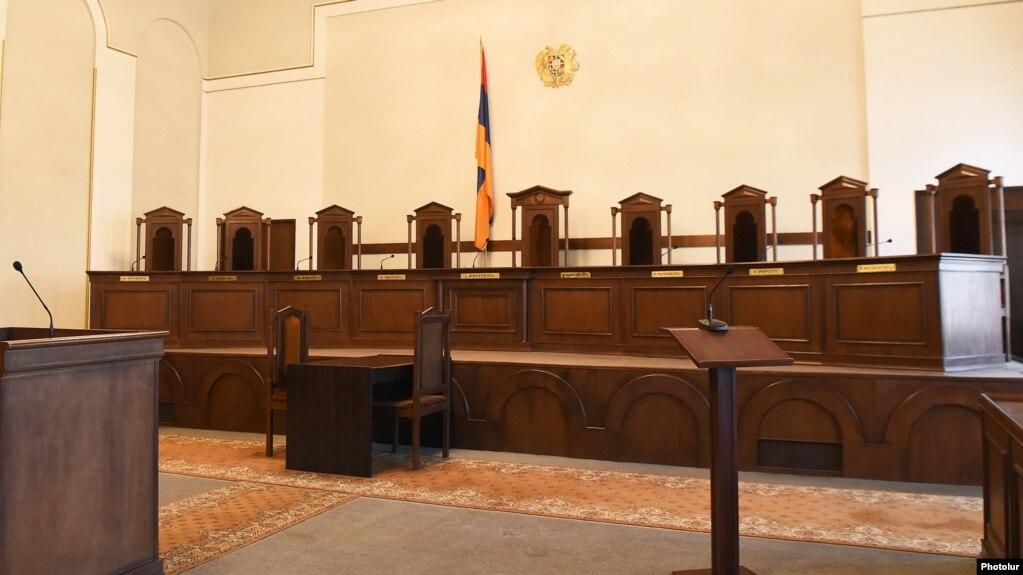 Конституционный суд отклонил заявление Роберта Кочаряна