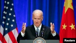 Nënpresidenti i SHBA-së, Joe Biden.