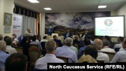 Конгресс соотечественников в Дагестане