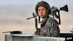 Cənubi Koreya əsgəri